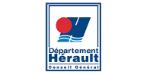 Département Hérault référence Sud Marquage