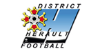 District Hérault Football référence Sud Marquage
